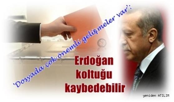 16 Nisan referandumunun iptali için açılan dava yeni gelişmeler...:Erdoğan koltuğu kaybedebilir