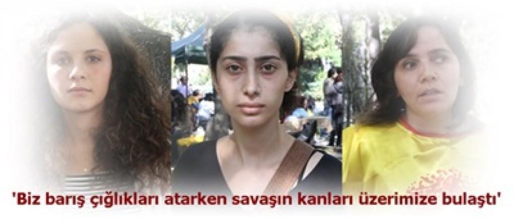 Ankara Katliamına Tanıklık Edenlerden:  'Biz barış çığlıkları atarken savaşın kanları üzerimize bulaştı'