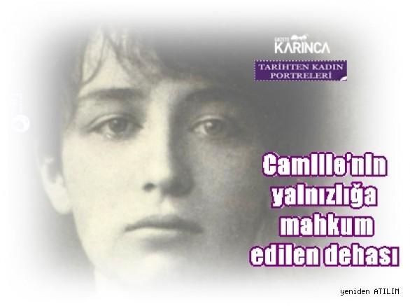 Tarihten Kadın Portreleri; 'Taşların yüreği': Camille'nin yalnızlığa mahkum edilen dehası