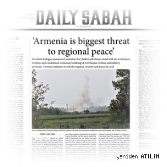Azerbaycan Ve Türkiye'nin Ermenistan Veda Dağlık Karabağ'a Karşı Yürüttüğü Medya Savaşı