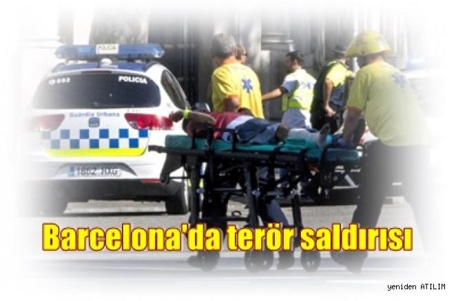 Barcelona'da terör saldırısı-Tepkiler...