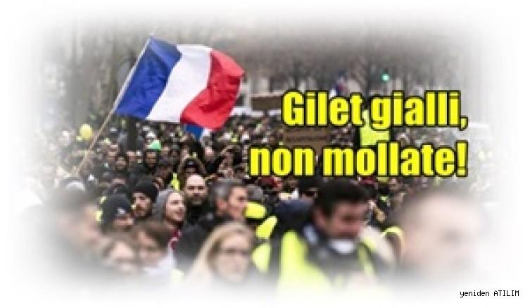 ' Başkan Halkına karşı ': Salvini, Yellow Vest göstericileri açıkça destekledi ve Macron'da topalladı