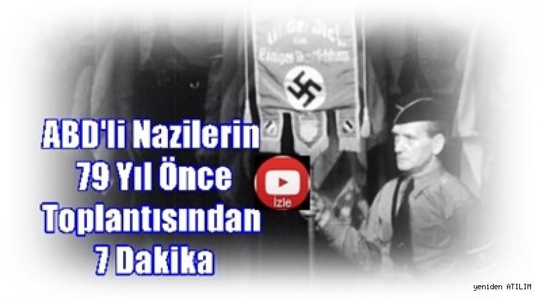Belgeselin İzinde Murat Türker yazdı:  Nazilerin 79 Yıl Önce Toplantısından 7 Dakika