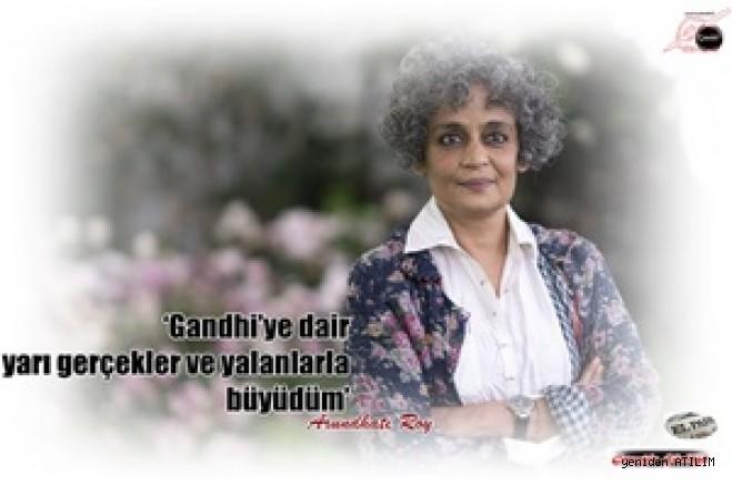 Çeviri:Arundhati Roy'la  Söyleşi