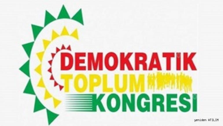 Demokratik Toplum Kongresi:AKP-MHP'nin beklentileri boşa çıkarıldı