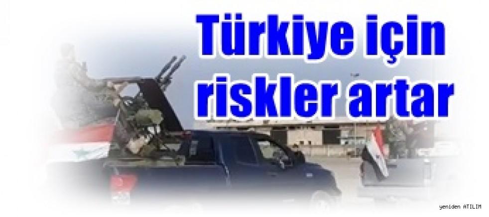 Deutsche Welle Türkçe'de Güvenlik analisti Metin Gürcan:  Türkiye için riskler artar