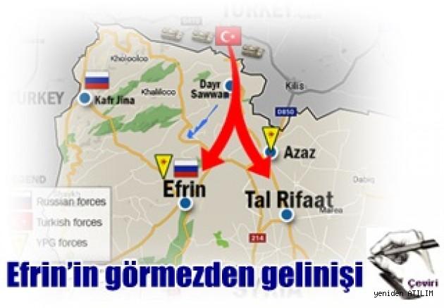Efrin'in görmezden gelinişi – Gokcan Aydogan, Rosa Burç, Meghan Bodette
