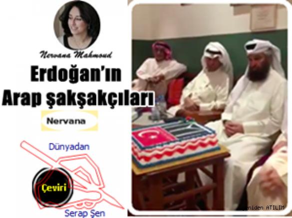 Erdoğan'ın Arap şakşakçıları   Nervana Mahmoud