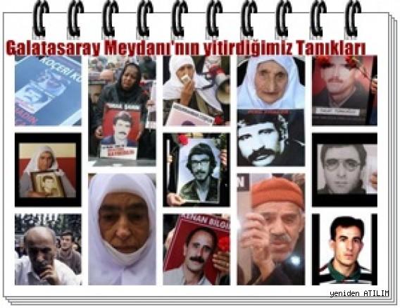 Galatasaray Meydanı'nın yitirdiğimiz Tanıkları