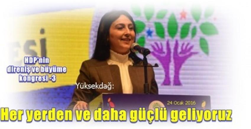 HDP'nin direniş ve büyüme kongresi - 3