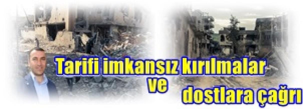 HDP Vekili Ferhat Encü yazdı:Tarifi imkansız kırılmalar ve dostlara çağrı