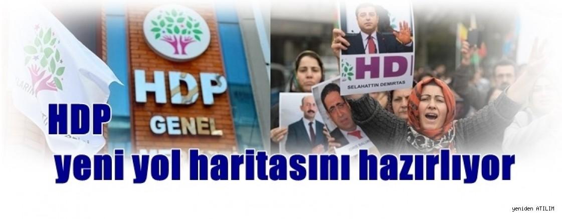 HDP yeni yol haritasını hazırlıyor