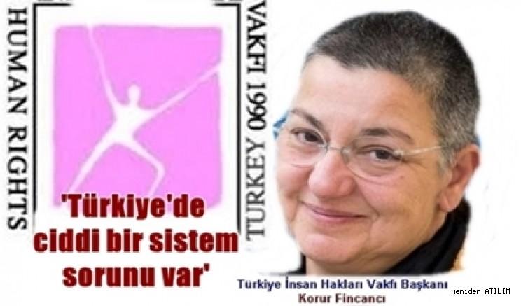 İnsan Hakları Gününde:    Türkiye İnsan Hakları Vakfı Başkanı Korur Fincancı ile söyleşi
