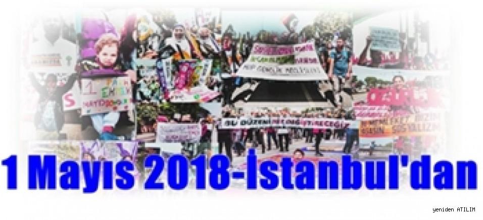 İstanbul- Maltepe'de 1 Mayıs mitinginden