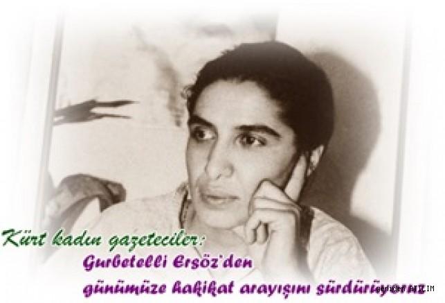 Kürt kadın gazeteciler: Gurbetelli Ersöz'den günümüze hakikat arayışını sürdürüyoruz