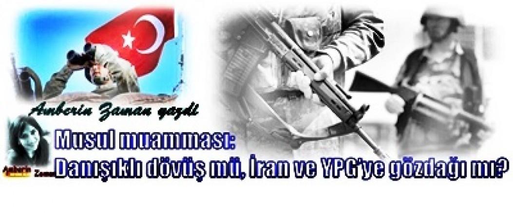 Musul muamması:  Danışıklı dövüş mü, İran ve YPG'ye gözdağı mı? / Amberin Zaman