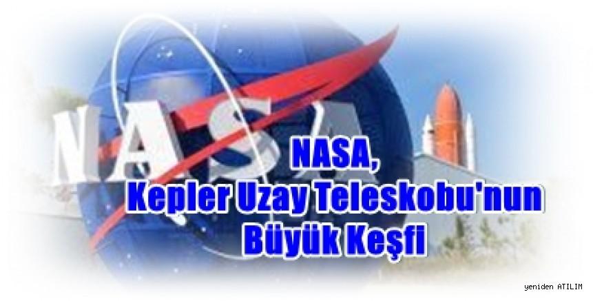 NASA, Kepler Uzay Teleskobu'nun Büyük Keşfi
