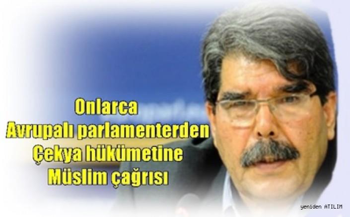 Onlarca Avrupalı parlamenterden Çekya hükümetine Müslim çağrısı