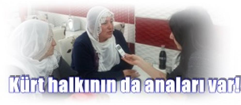 Polisin gazlı müdahalesi ardından Diyarbakırlı annelerin seslenişi: Kürt halkının da anaları var!