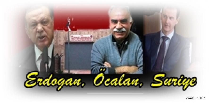 Ragıp Duran yazdı: Öcalan, Suriye, Erdoğan