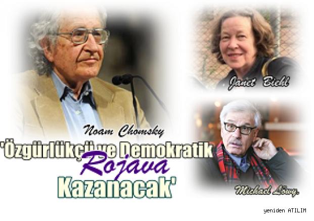 'Rojava'da ki Özgürlükçü ve Demokrat Ortam Tehdit Altında, Ancak Rojava Kazanacak'