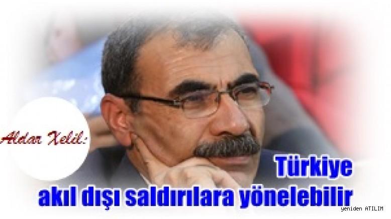 Rojava'nın deneyimli siyasetçisi Aldar Xelil: