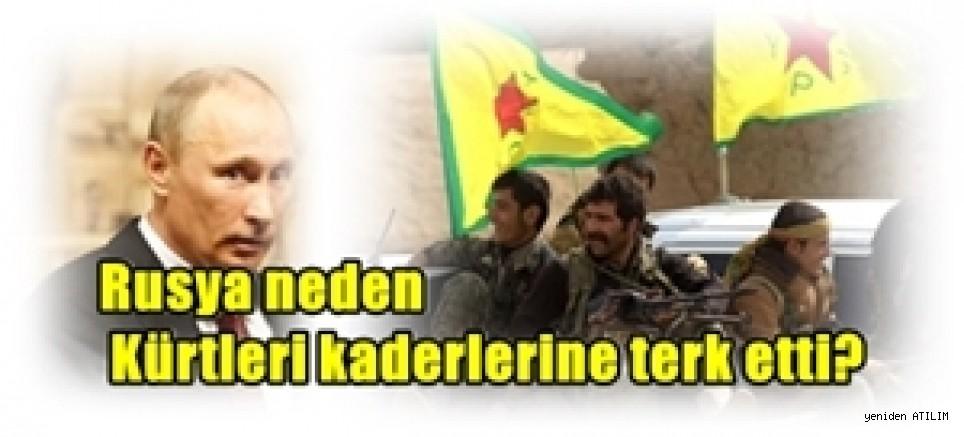 Rusya neden Kürtleri kaderlerine terk etti?