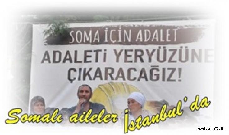 Somalı aileler İstanbul'da:  Adalet için çıktık, bu yoldan geri adım atmayacağız