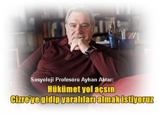 Sosyoloji Profesörü Ayhan Aktar: Başkanlık sistemi AKP'nin