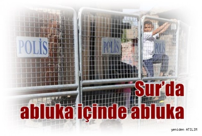 Sur'da abluka içinde,Sur'da abluka içinde