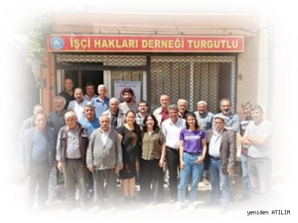 SYKP/Emek Komisyonu, Emek-Emekçinin Sorunları ve Çözümüne İlişkin Arayışlarını Sürdürüyor
