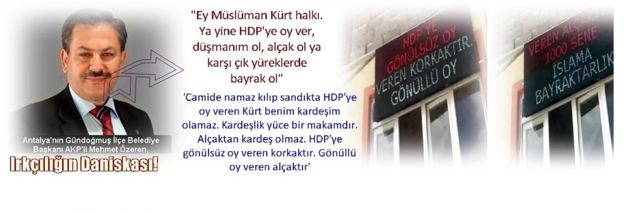 Tüm Dünya Halkları Irkçılığı Lanetlerken Türkiye'de İktidar Gözetiminde Irkçılık Revaçta!