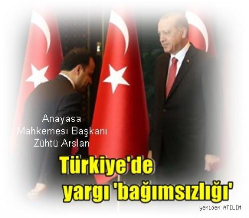 Türkiye'de yargı 'bağımsızlığı'