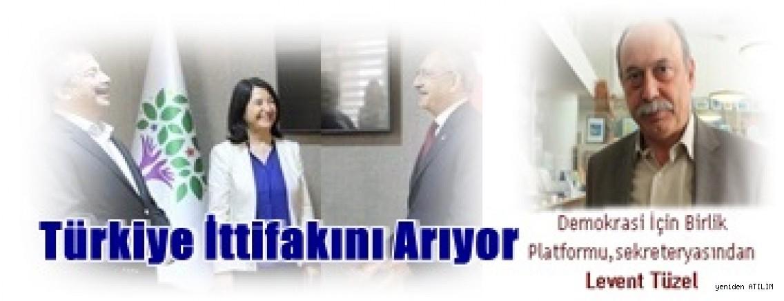 Türkiye İttifakını Arıyor: HDP ve Demokrasi İçin Birlik Platformun yaklaşımı