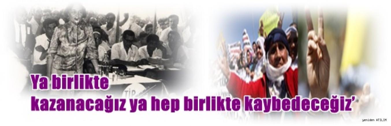 Türkiye ittifakını arıyor!/'Ya birlikte kazanacağız ya hep birlikte kaybedeceğiz'
