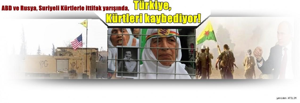 Türkiye, Kürtleri kaybediyor!/dihaber-Kenan Kırkaya