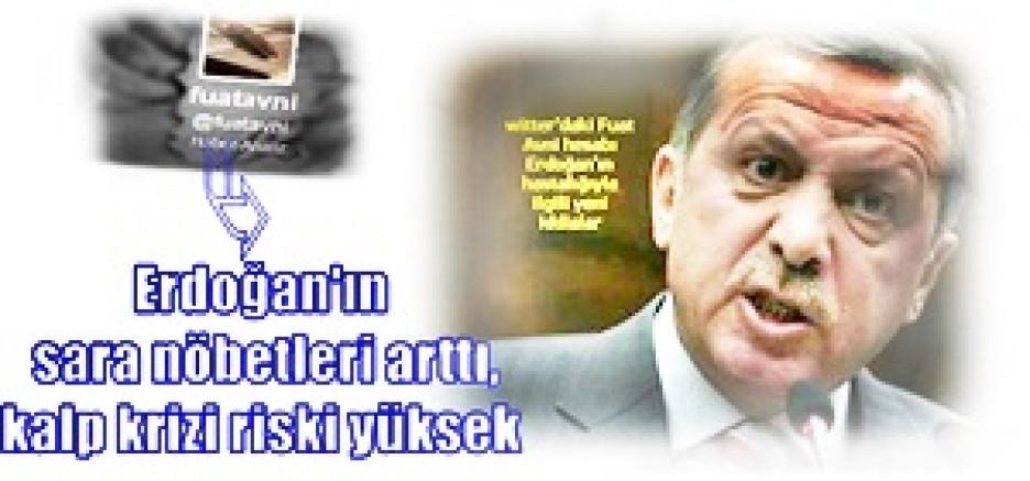 Twitter'daki Fuat Avni hesabı Erdoğan'ın hastalığıyla ilgili yeni iddialar:
